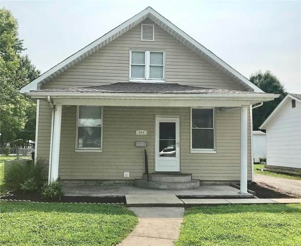 504 North 2nd Street, Dupo, IL 62239 (#21047506) :: Krch Realty