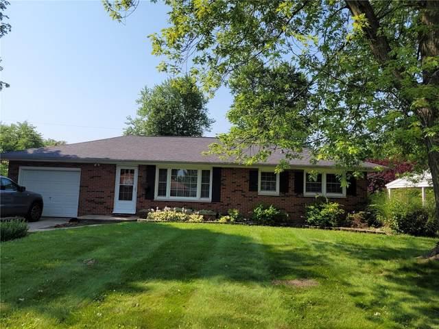 211 Pinewood Drive, Godfrey, IL 62035 (#21047534) :: Jenna Davis Homes LLC