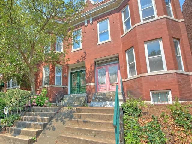 2609 Virginia Avenue, St Louis, MO 63118 (#21047540) :: Parson Realty Group