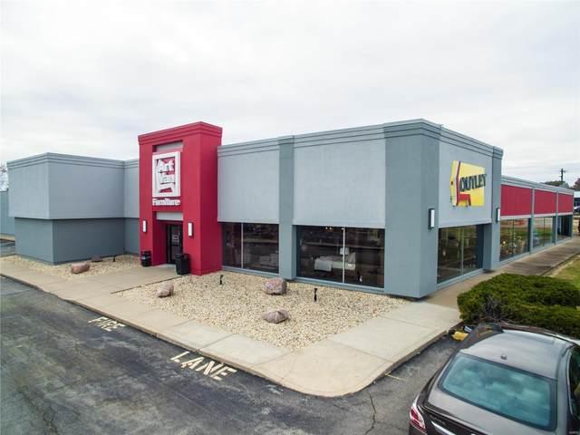 5711 S Lindbergh, St Louis, MO 63123 (#21047553) :: Hartmann Realtors Inc.