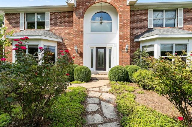 145 Hawthorne Est, St Louis, MO 63131 (#21047555) :: Jenna Davis Homes LLC