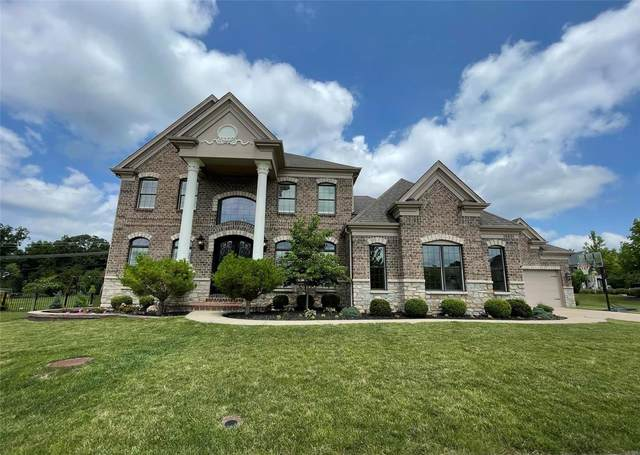 16601 Kolbie Manors Court, Grover, MO 63040 (#21047559) :: Parson Realty Group