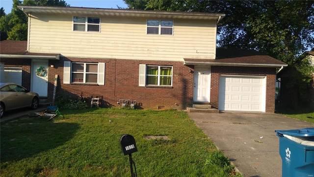 1027 Village Ln, Cape Girardeau, MO 63701 (#21047580) :: Krista Hartmann Home Team