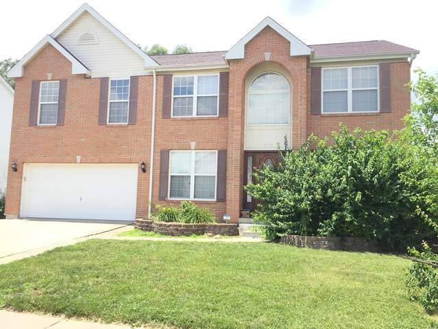 125 Bayberry Drive, Fairview Heights, IL 62208 (#21047583) :: Fusion Realty, LLC