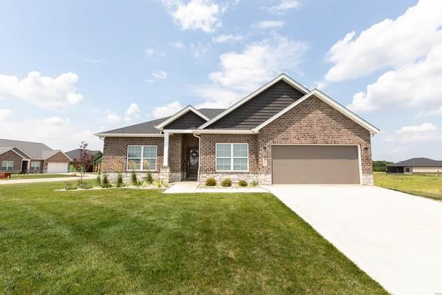 852 Bushwood Way, O'Fallon, IL 62269 (#21047638) :: The Becky O'Neill Power Home Selling Team