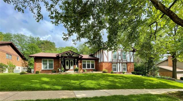334 Dungate Drive, Chesterfield, MO 63017 (#21047644) :: Blasingame Group   Keller Williams Marquee