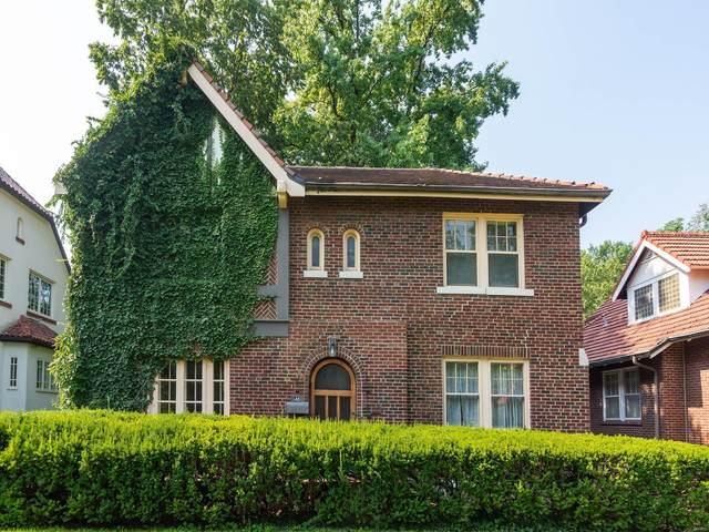 48 Arundel Pl, Clayton, MO 63105 (#21047668) :: Matt Smith Real Estate Group