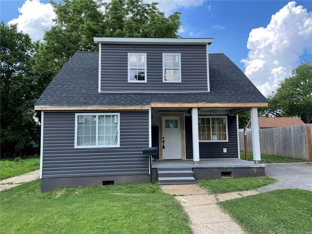 3703 Commonwealth Avenue, St Louis, MO 63143 (#21047703) :: Clarity Street Realty