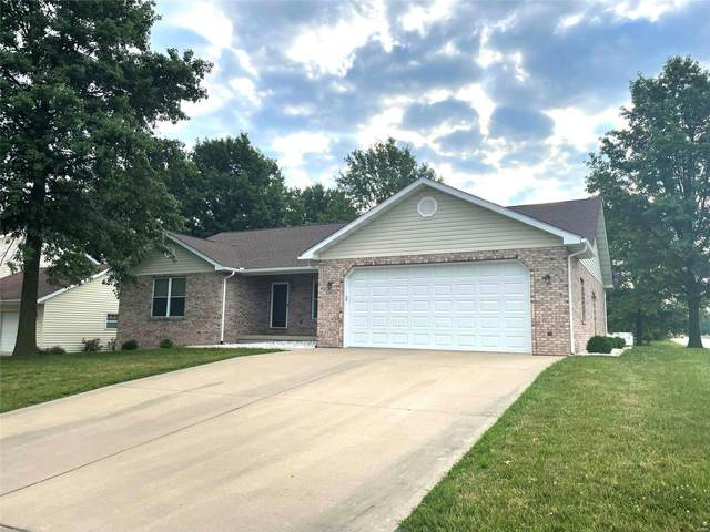 1024 Bayberry Lane, RED BUD, IL 62278 (#21047714) :: Peter Lu Team