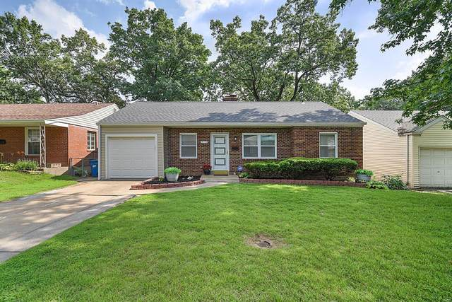7115 Forest Hill Drive, St Louis, MO 63121 (#21047741) :: Parson Realty Group