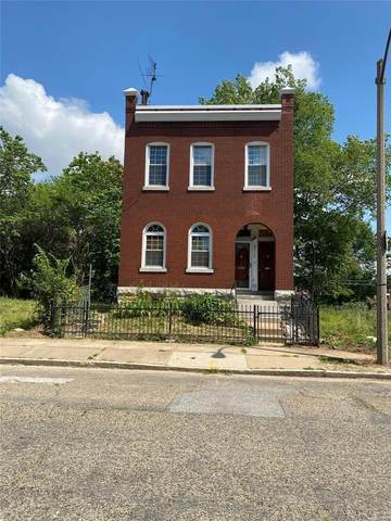 4312 E College Avenue, St Louis, MO 63107 (#21047777) :: Parson Realty Group