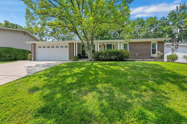 1138 Villaview Drive, Ballwin, MO 63021 (#21047826) :: Clarity Street Realty