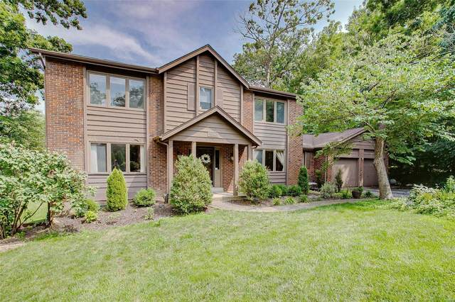 1949 Lone Trail Lane, Chesterfield, MO 63017 (#21047840) :: PalmerHouse Properties LLC