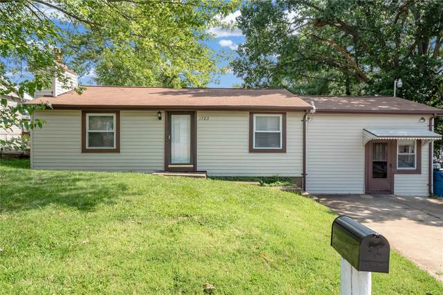 1782 Engle Drive, Arnold, MO 63010 (#21047842) :: Clarity Street Realty