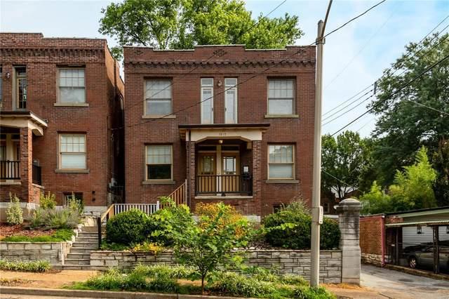 1217 Barton Street B, St Louis, MO 63104 (#21047863) :: Hartmann Realtors Inc.