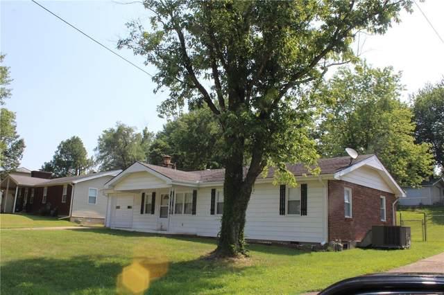 2820 Wayne Ave, Poplar Bluff, MO 63901 (#21047885) :: Krista Hartmann Home Team
