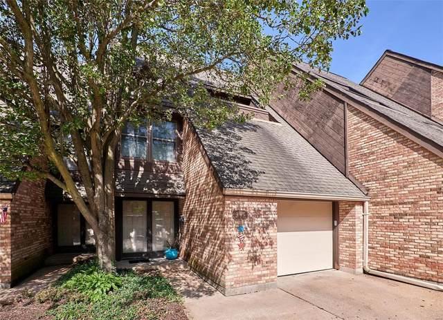 917 Maison Ladue Drive, St Louis, MO 63141 (#21047896) :: Century 21 Advantage