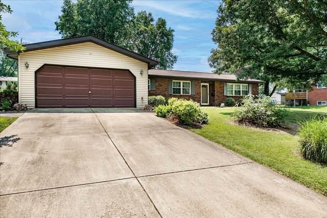 18 Saint George Drive, Belleville, IL 62221 (#21047941) :: Fusion Realty, LLC