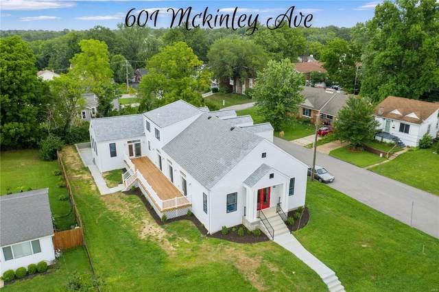 601 Mckinley Avenue, St Louis, MO 63122 (#21047944) :: Parson Realty Group