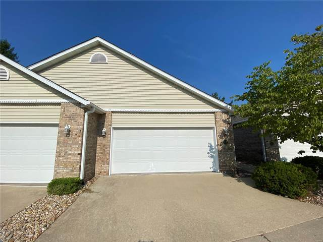 1220 University Drive, Edwardsville, IL 62025 (#21047964) :: Century 21 Advantage