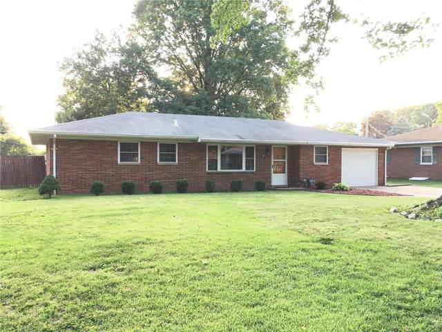 409 Longview Drive, Belleville, IL 62223 (#21047979) :: RE/MAX Vision