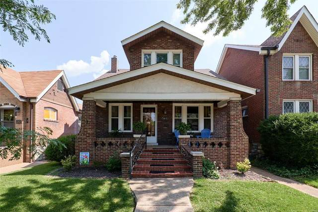 4059 Quincy Street, St Louis, MO 63116 (#21047995) :: Parson Realty Group