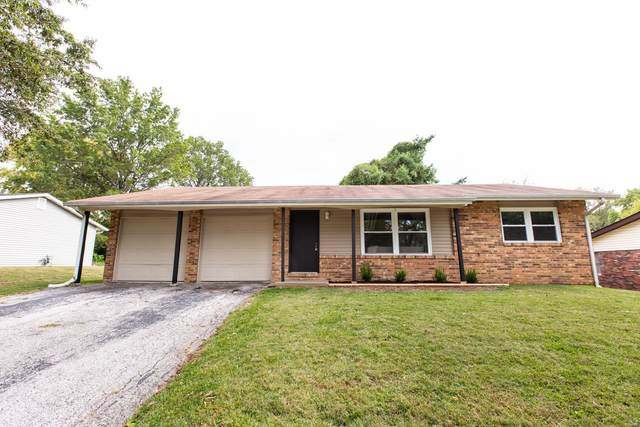 216 Country Meadow Lane, Belleville, IL 62221 (#21048001) :: Terry Gannon | Re/Max Results