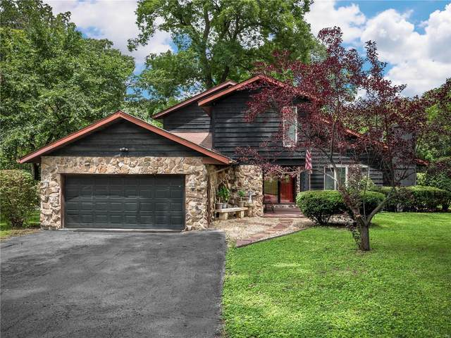 150 Carol Louise Drive, Caseyville, IL 62232 (#21048020) :: Parson Realty Group