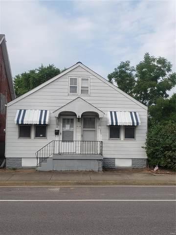 419 S Main, Columbia, IL 62236 (#21048079) :: Century 21 Advantage