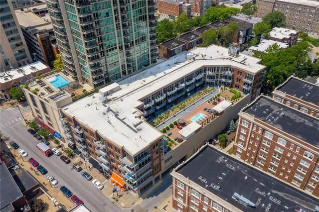 9 N Euclid Avenue #614, St Louis, MO 63108 (#21048091) :: Friend Real Estate