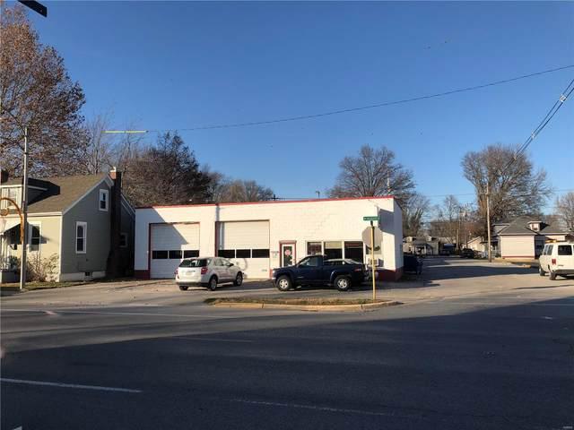 2 W Hanover, New Baden, IL 62265 (#21048105) :: Palmer House Realty LLC