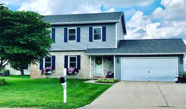 207 Sunset Drive, SPARTA, IL 62286 (#21048131) :: Parson Realty Group
