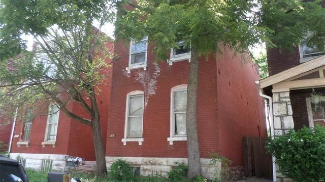 3831 Oregon Avenue, St Louis, MO 63118 (#21048138) :: Krista Hartmann Home Team