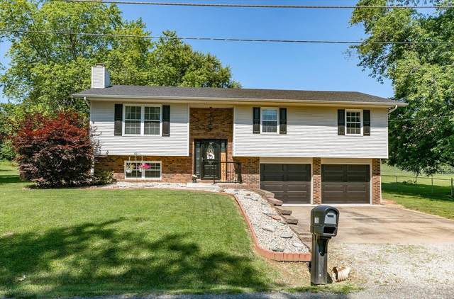 106 James Drive, Troy, IL 62294 (#21048141) :: Fusion Realty, LLC