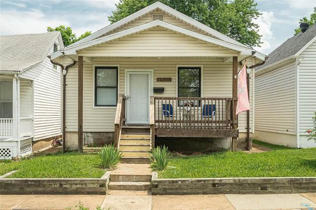 5410 Christy Avenue, St Louis, MO 63116 (#21048154) :: Parson Realty Group
