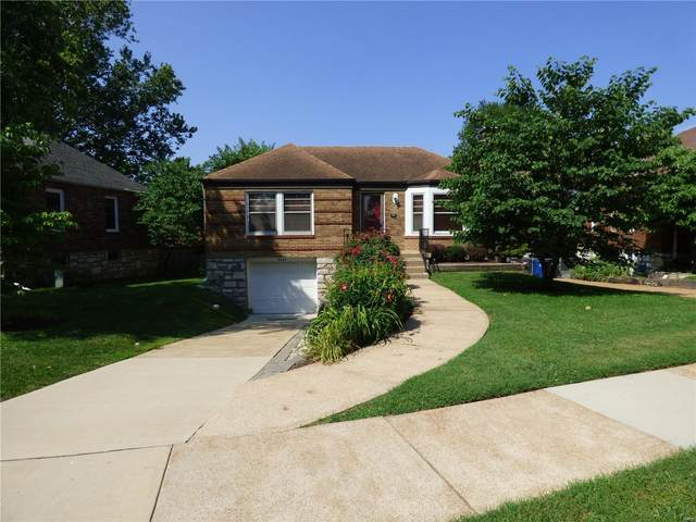 9047 Coral Drive, Affton, MO 63123 (#21048158) :: Parson Realty Group