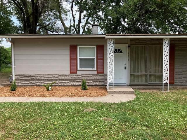 1107 St Helena Avenue, Cahokia, IL 62206 (#21048174) :: Parson Realty Group