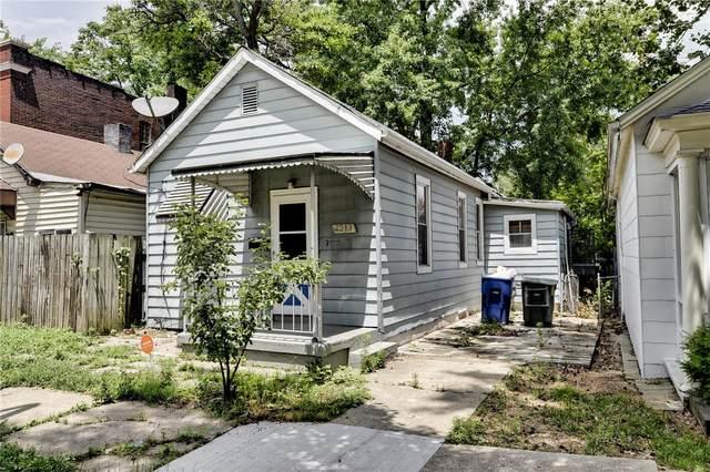 4213 Bingham Avenue, St Louis, MO 63116 (#21048183) :: Parson Realty Group
