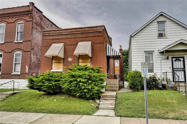 2917 Mount Pleasant, St Louis, MO 63111 (#21048211) :: St. Louis Finest Homes Realty Group