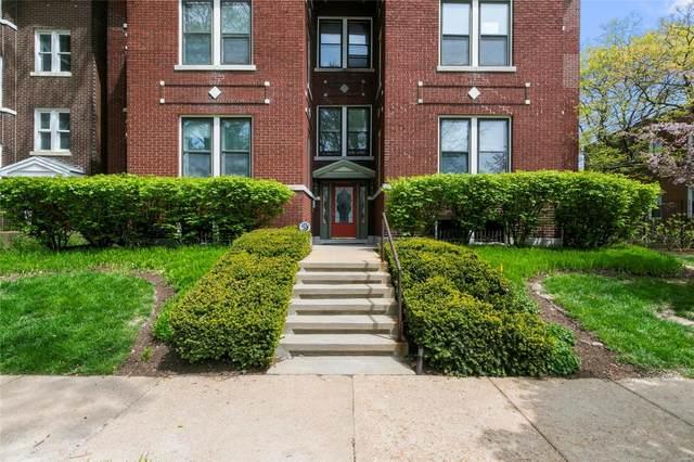 5845 Nina Place 3W, St Louis, MO 63112 (#21048223) :: Jenna Davis Homes LLC