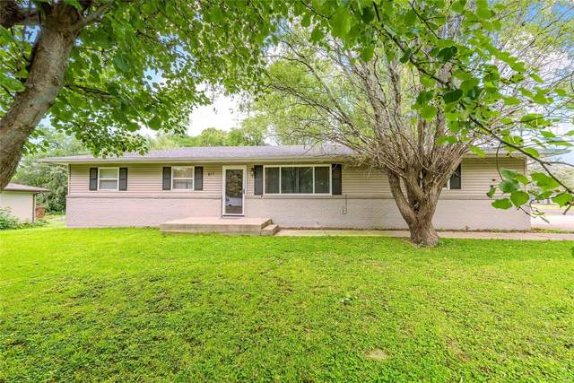 411 Giofre, Maryville, IL 62062 (#21048265) :: Blasingame Group   Keller Williams Marquee