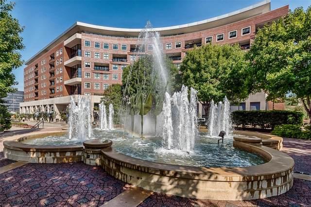 155 Carondelet Plaza #607, Clayton, MO 63105 (#21048285) :: Blasingame Group | Keller Williams Marquee