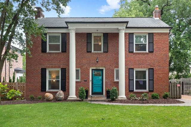 605 S Central Avenue, Clayton, MO 63105 (#21048295) :: Parson Realty Group