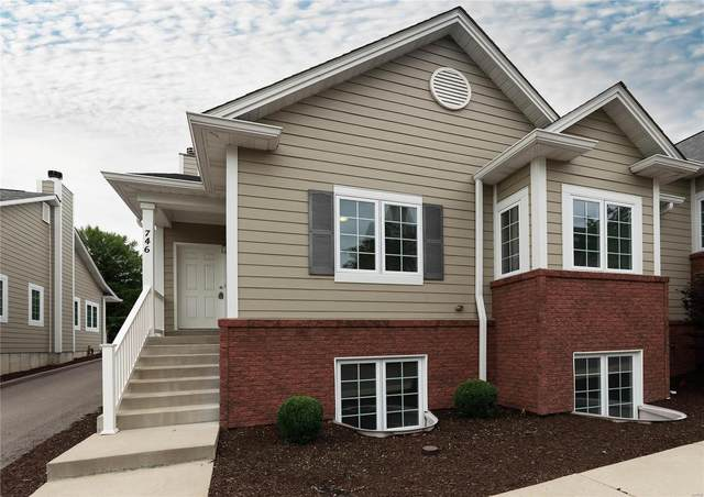 746 Windberry Court, Kirkwood, MO 63122 (#21048304) :: Parson Realty Group