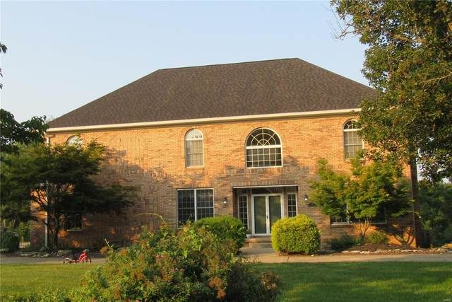 5331 Richland Woods Drive, Alton, IL 62002 (#21048307) :: St. Louis Finest Homes Realty Group