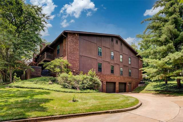 2001 Trailcrest Lane #3, St Louis, MO 63122 (#21048322) :: Clarity Street Realty