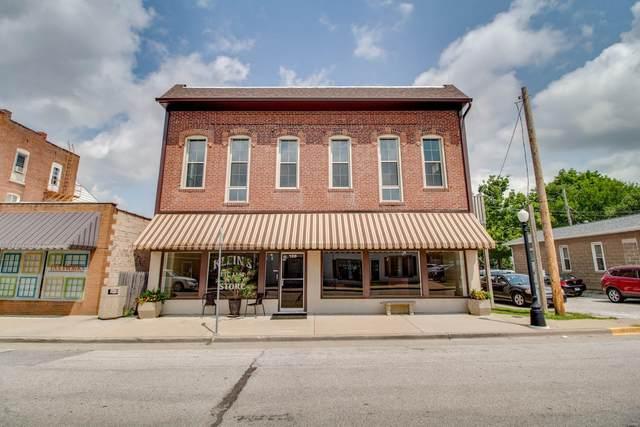 128 W Central Street, Bethalto, IL 62010 (#21048335) :: Palmer House Realty LLC