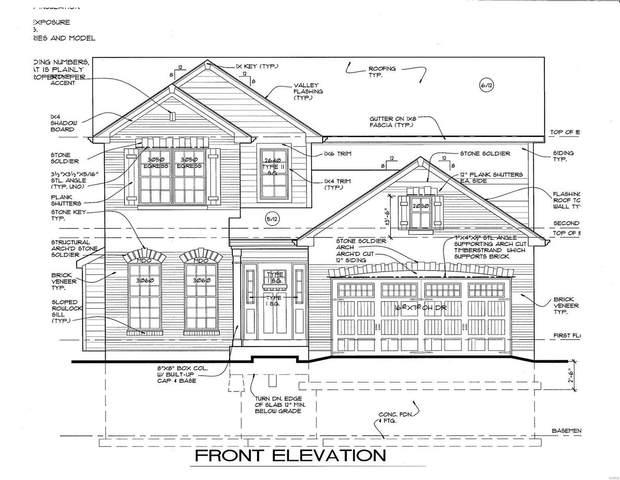 1334 Kortwright Avenue, Rock Hill, MO 63124 (#21048344) :: Clarity Street Realty