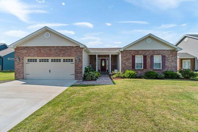 118 Parkview Drive, Scott City, MO 63780 (#21048350) :: The Becky O'Neill Power Home Selling Team