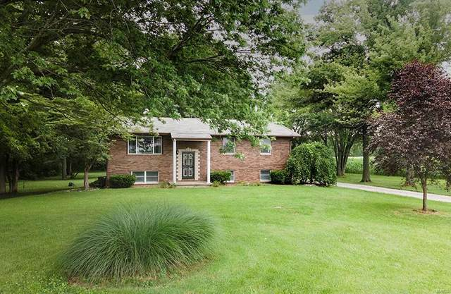 10019 Short Road, Alhambra, IL 62001 (#21048387) :: Parson Realty Group